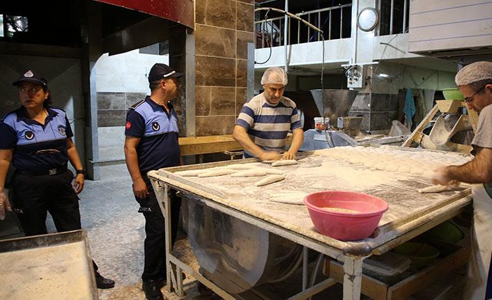 Akdeniz Belediyesi Denetimleri Sıklaştırdı