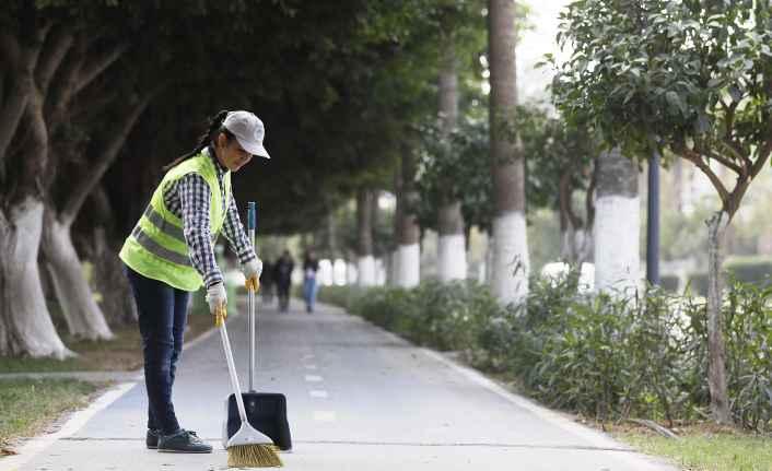 Kadınlarla Sokaklar Daha Temiz