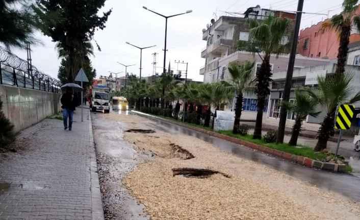 Akdeniz'de Yağmurun yaraları sarılıyor
