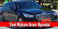 Bakan Zeybekci#039;nin Makam aracı Hyundai