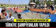 Sporun Başkenti Mersin