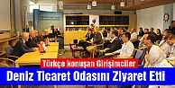 Türkçe Konuşan Girişimciler Mersin#039;de