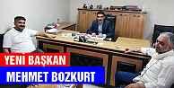 Yeni Başkan Mehmet Bozkurt