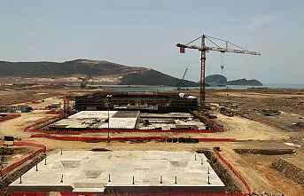 Akkuyu Nükleer Güç Santrali 2023'de devrede