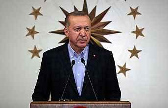 Başkan Erdoğan yeni tedbir paketini açıkladı