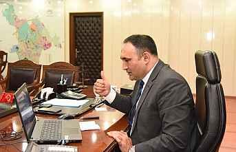 Telekonferansla Basın Toplantısı