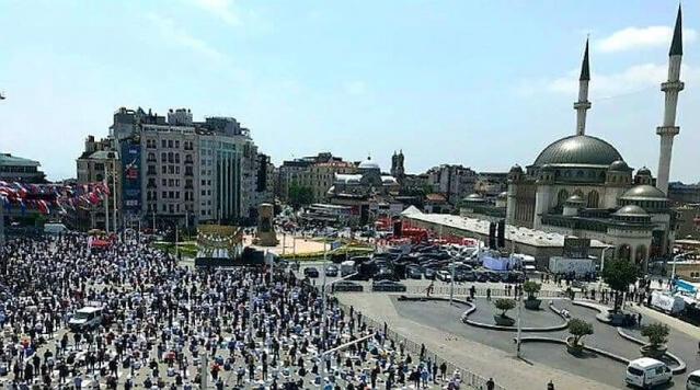 Yeni Taksim Camii
