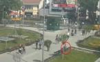 Dolandırıcı çetesi MOBESE'ye yakalandı