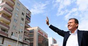 Büyükşehir Belediye Başkanı Vahap Seçer 23 Nisan