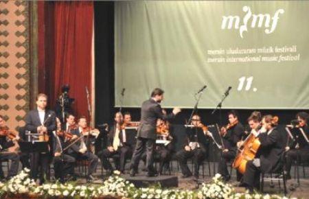 11. Mersin Uluslararası Müzik Festivali başladı