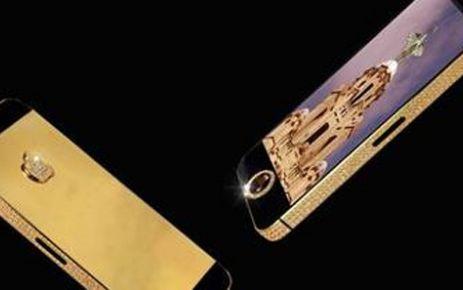 15 milyon dolarlık iPhone 5