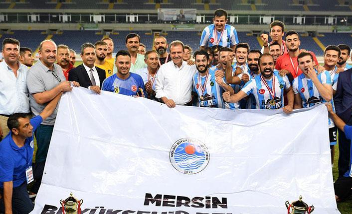 'Süper Kupa Emirlerin Oldu.