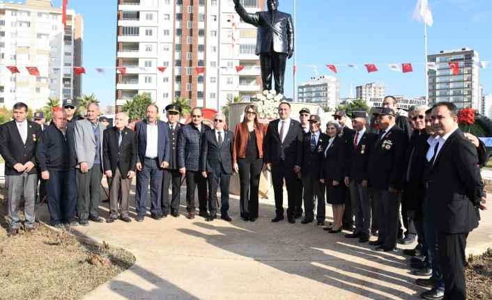 Kıbrıs  Kahramanları Anıldı