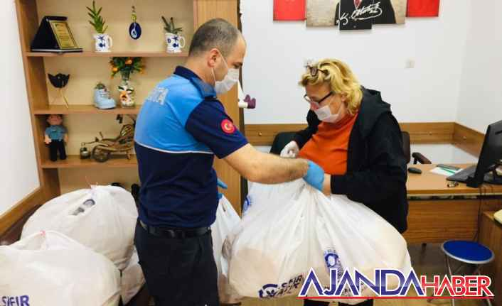 Ramazan Pideleri Akdeniz Belediyesinden
