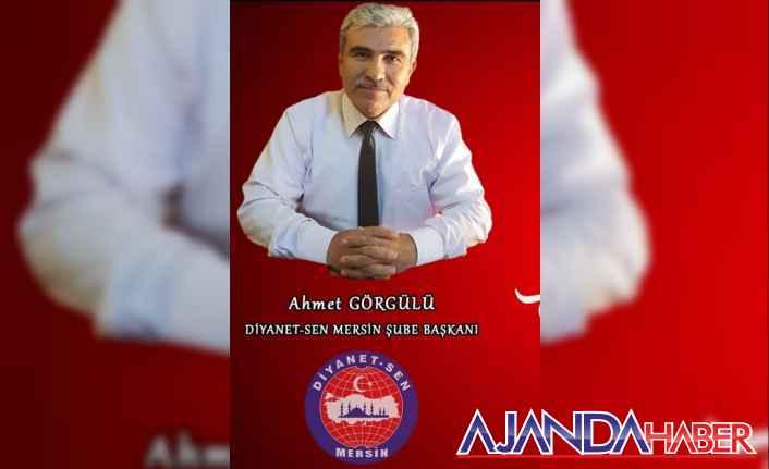 """Ahmet Görgülü """" Ayasofya İbadete Açılmalıdır"""""""