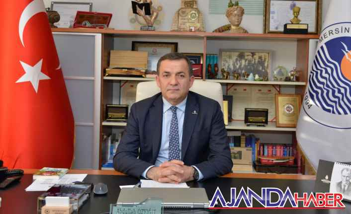 Yenişehir Belediye Başkanı Abdullah Özyiğit'in 19 Mayıs Mesajı