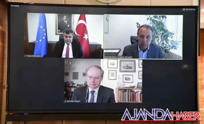 Başkan Yılmaz ''Yeni dünya düzeninde Türkiye''