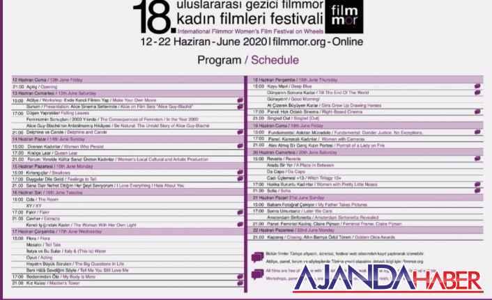 Kadın filmleri festivali başladı