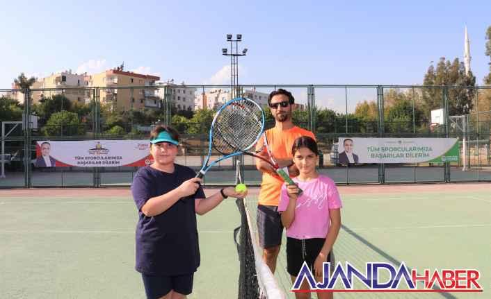 Cumhuriyet Tensi Turnuvasında Finale Doğru