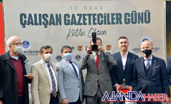 Çalışan Gazeteciler Günü Yenişehir'de kutlandı