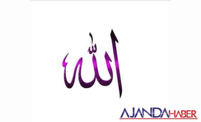 Allah'ın 99 İsmi Şerifi Esmâ-i Hüsna