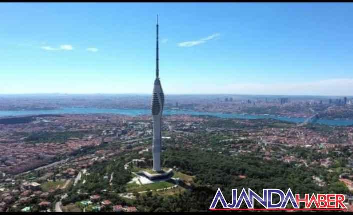 Çamlıca Kulesi 29 Mayıs'da açıldı