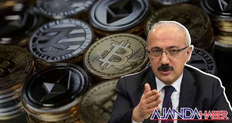 Lütfi Elvan'dan kripto para açıklaması