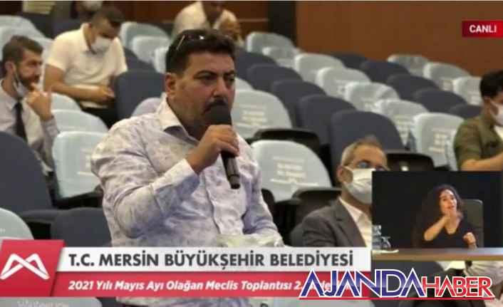 Önel, Bozuk Köy Yollarını Belediye Meclisine taşıdı