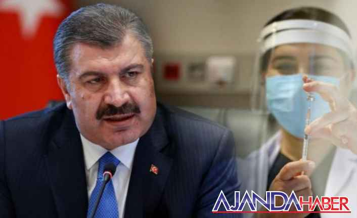 Türkiye'nin Aşı Sorunu Bitmiştir.
