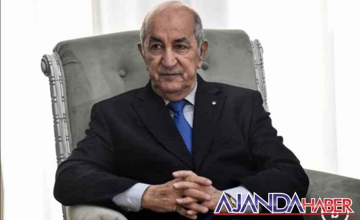 Cezayir İsraile karşı dik duruyor