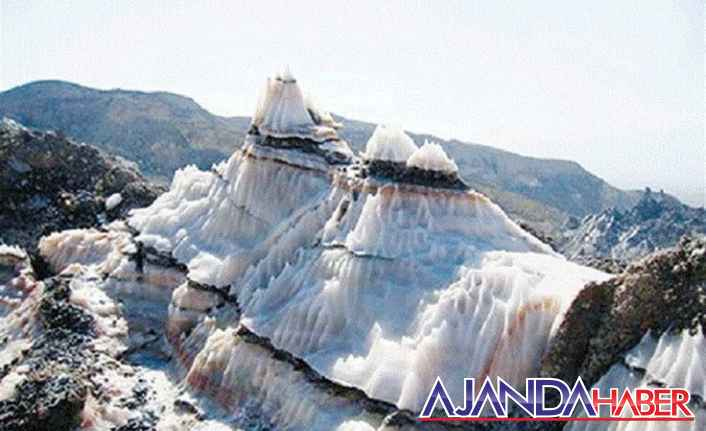 İran tuz Tepeleri