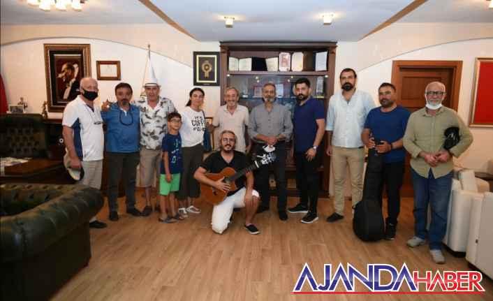 Tarsus'a Müzik Projeleri İstiyorum