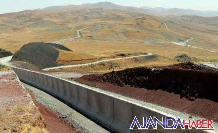 İran sınırına 295km duvar örülecek