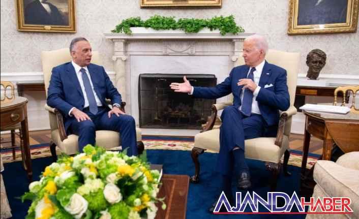 Biden: ABD'nin Irak'taki askerini çekecek