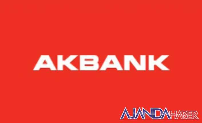Bu sabah Akbank'ta sistem çöktü