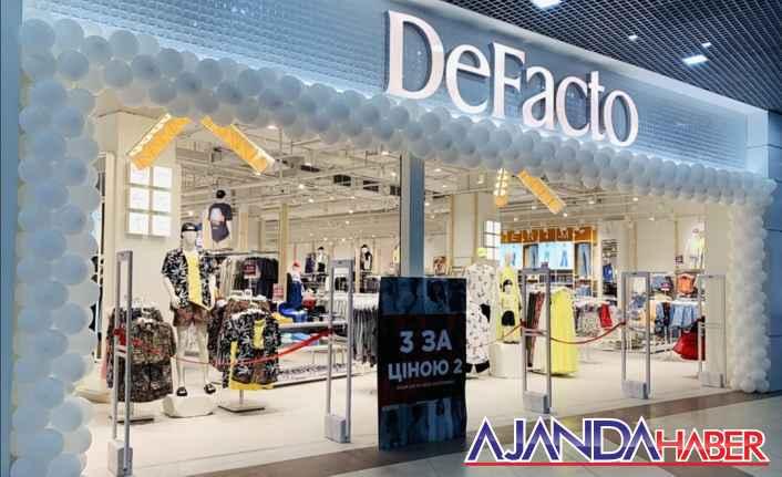 DeFacto, Ukrayna ve Özbekistan'da