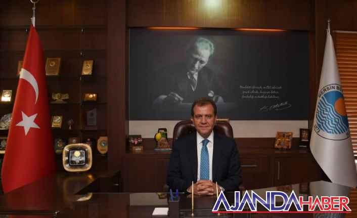 Mersin Büyükşehir Belediye Başkanı kim