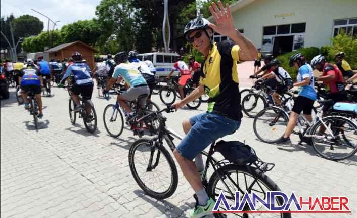 Tarsus Bisiklet Festivali Başladı