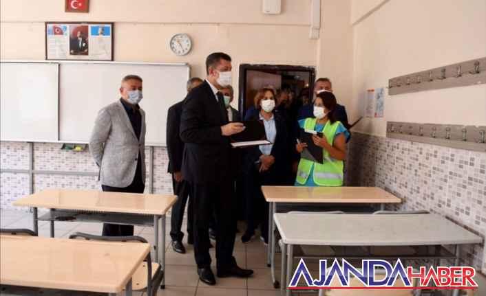 Ziya Öğretmen Mersin'de Telafi Etkinliği