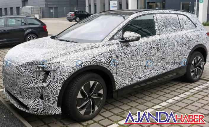 Audi, Çin'e özel elektrikli SUV üretti