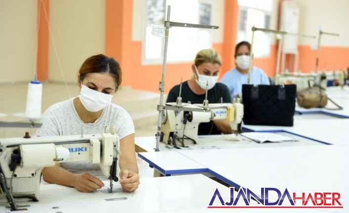 Tarsus Belediyesi Tekstil Atölyesi hazır