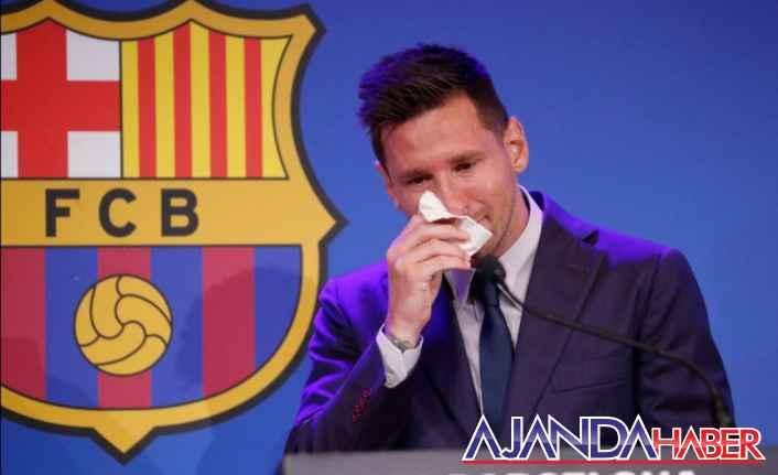 Güle güle Messi