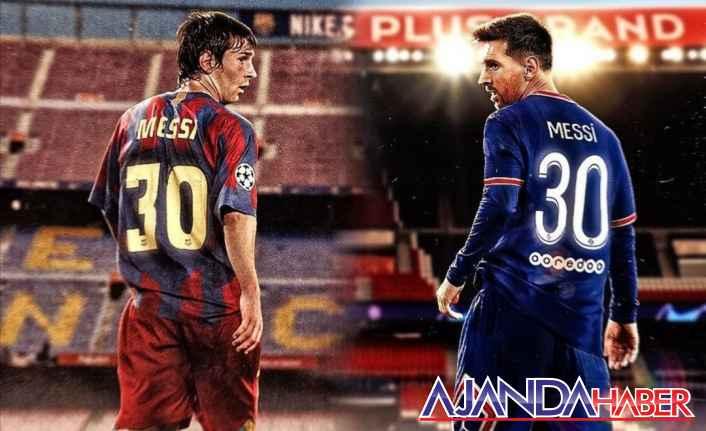 PSG'ye imza atan Messi'nin ilk sözleri