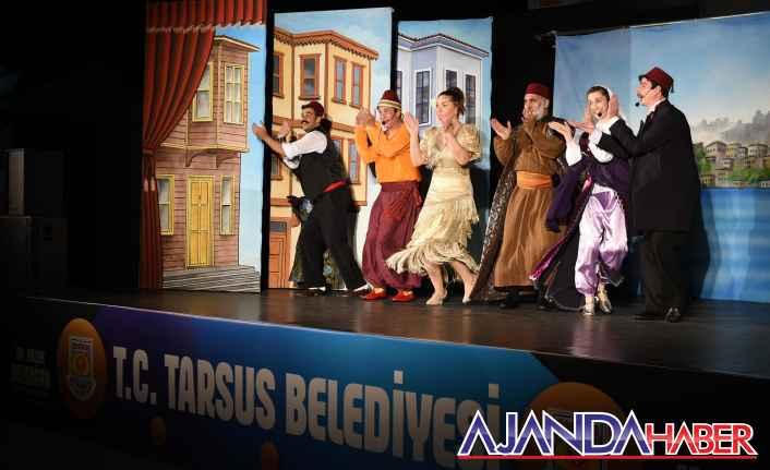 Tarsus'ta ilk Tiyatro Akşamı.