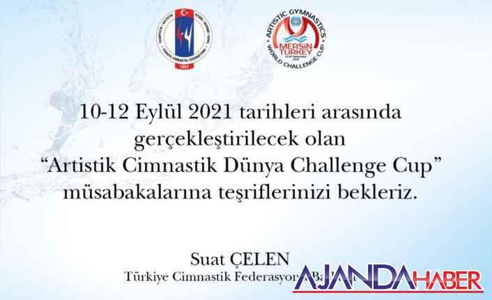 4. WORLD CHALLENGE CUP MERSİN'DE