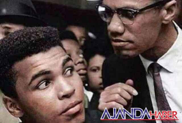 Adalet, Muhammed Ali'nin konuşması