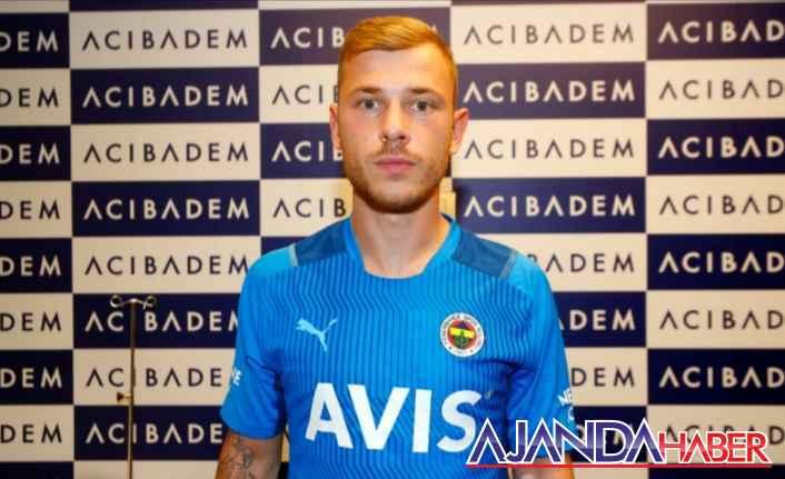 Max Meyer Fenerbahçemize hoş geldin