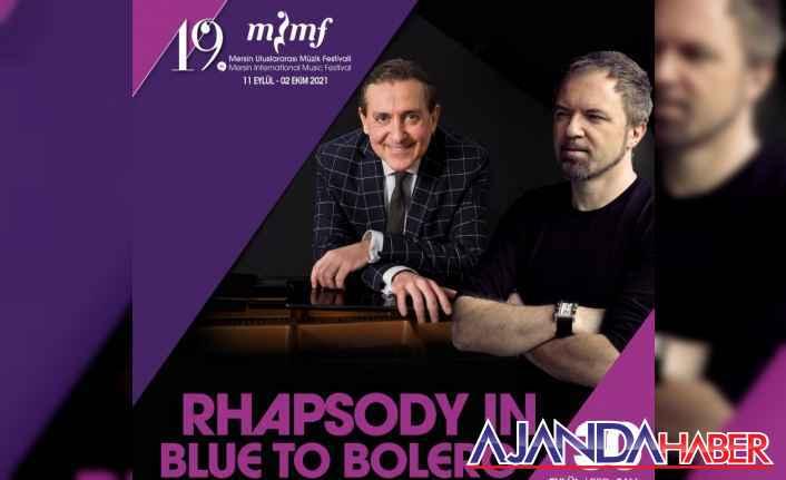 Rhapsody in Blue to Bolero, Mersin'de