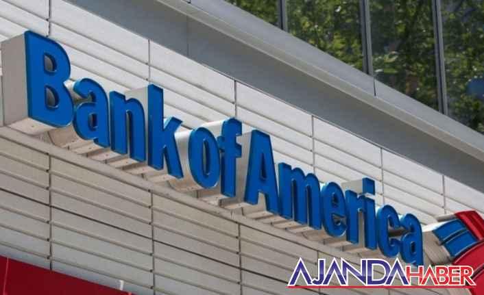 Bank of America'nın sistemleri çöktü.