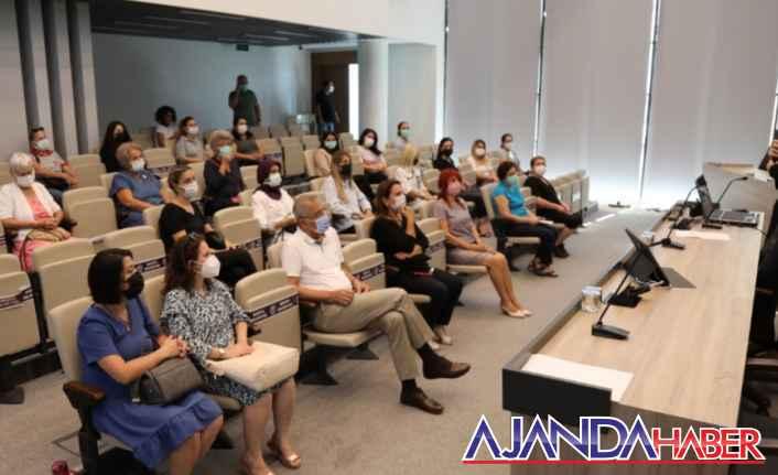 Mezitli'de Meme Kanseri Farkındalık Eğitimi